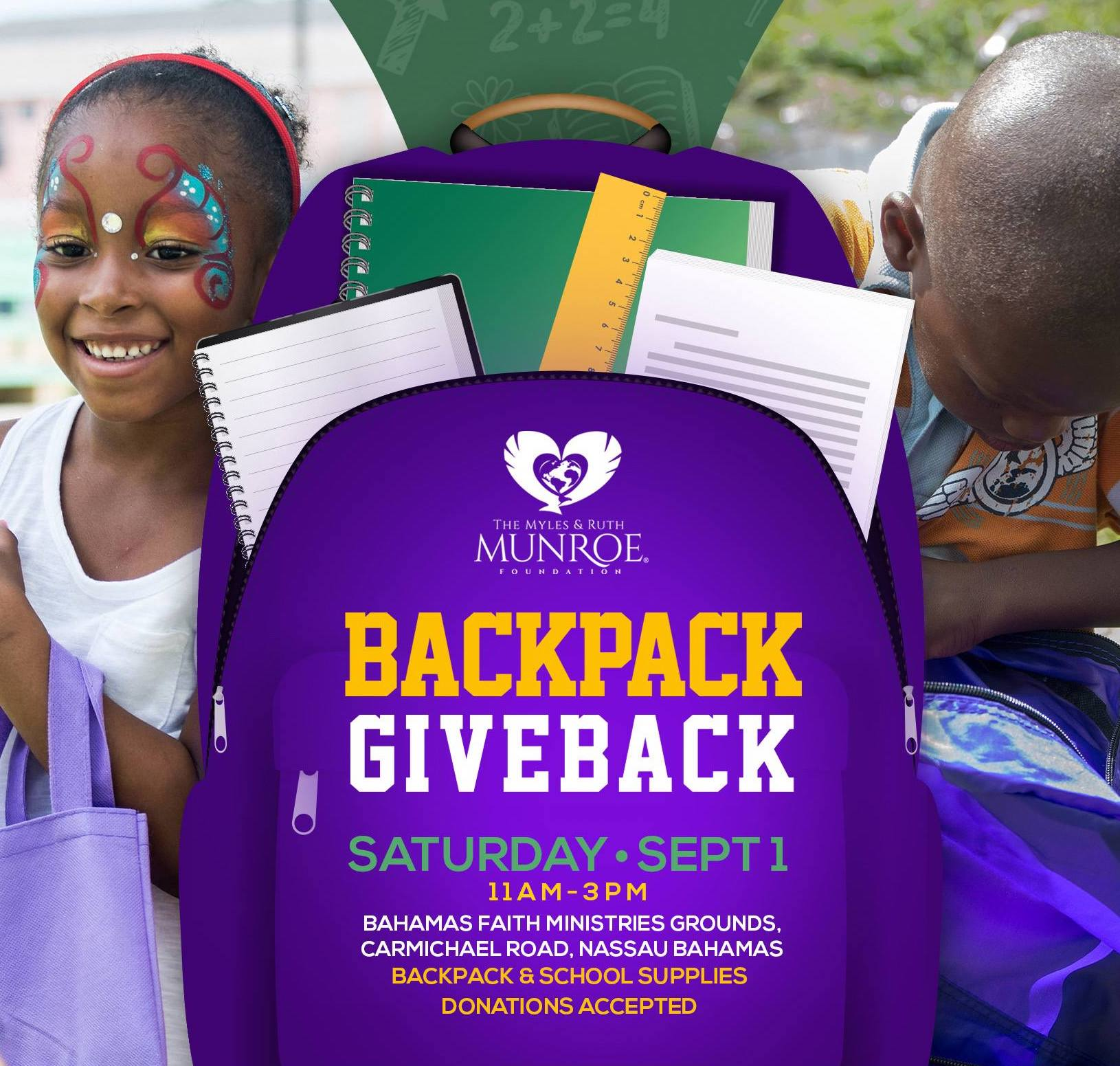 BACKPACK GIVEBACK 2018